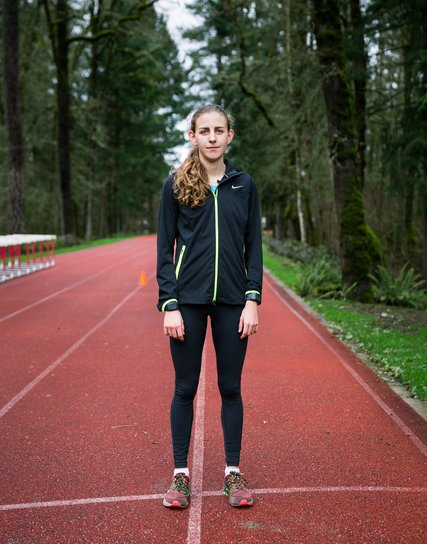 mary cain is growing up fast - New York Times Magazine