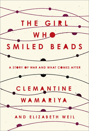 "New book. On sale April 2018. - A riveting story of dislocation, survival, and the power of stories to break or save us Clemantine Wamariya was six years old when her mother and father began to speak in whispers, when neighbors began to disappear, and when she heard the loud, ugly sounds her brother said were ""thunder."" In 1994, she and her fifteen-year-old sister, Claire, fled the Rwandan massacre and spent the next six years wandering through seven African countries, searching for safety—perpetually hungry, imprisoned and abused, enduring and escaping refugee camps, finding unexpected kindness, witnessing inhuman cruelty. They did not know whether their parents were dead or alive.  When Clemantine was twelve, she and her sister were granted asylum in the United States, where she embarked on another journey—to excavate her past and, after years of being made to feel less than human, claim her individuality. Raw, urgent, and bracingly original, The Girl Who Smiled Beads captures the true costs and aftershocks of war: what is forever destroyed; what can be repaired; the fragility of memory; the disorientation that comes of other people seeing you only as broken—thinking you need, and want, to be saved. But it is about more than the brutality of war. It is about owning your experiences, about the life we create: intricately detailed, painful, beautiful, a work in progress."