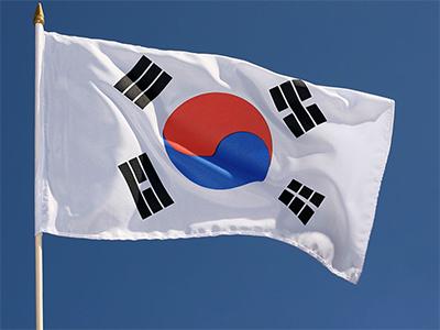 south korean flag newland trading company