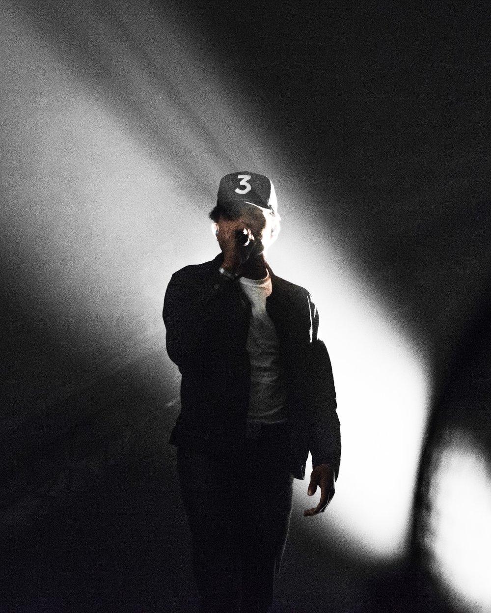 Chance The Rapper - Eaux Claires Music Festival '16