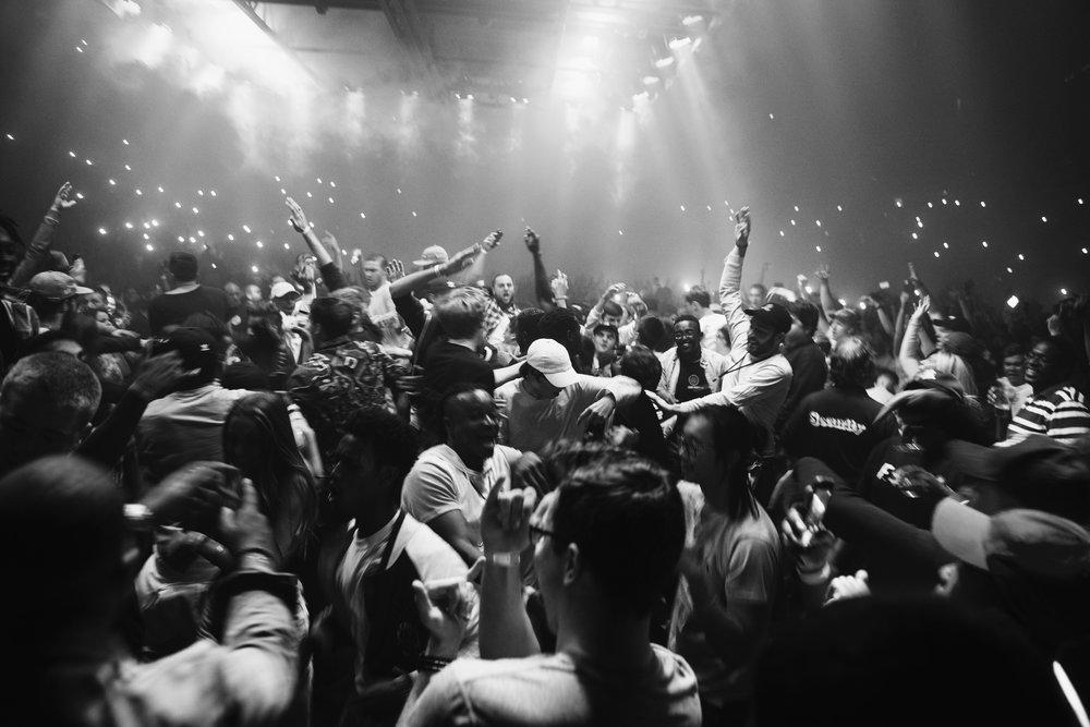Kanye West - Xcel Energy Center 10/10/2016
