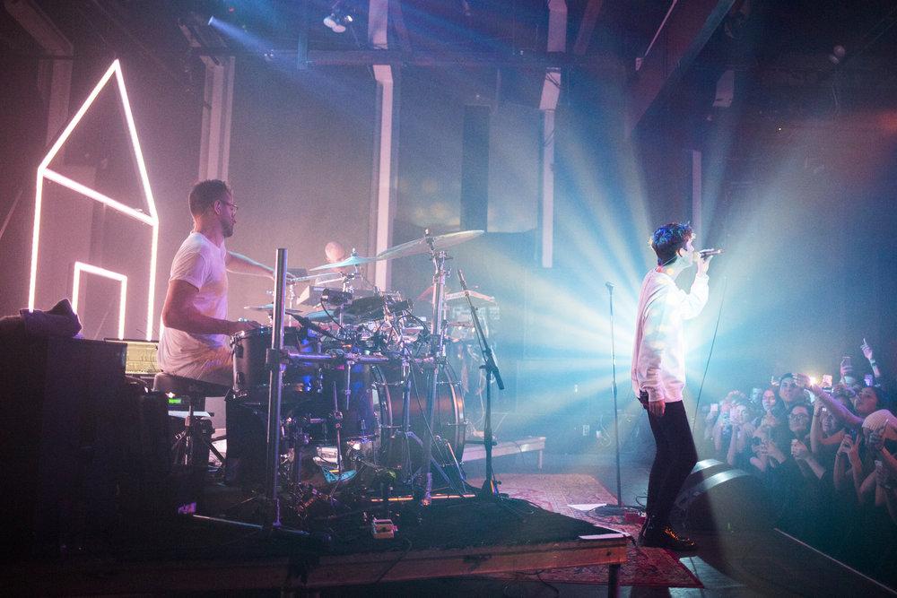 Troye Sivan - Varsity Theatre 10/28/15
