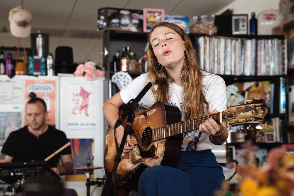 Maggie Rogers - Tiny Desk Concert - June, 2017