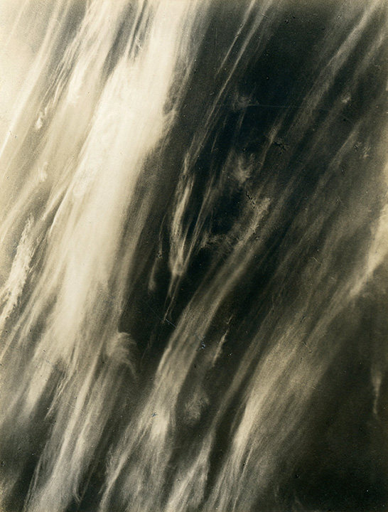 Alfred Stieglitz, Equivalent: Spring, 1934, gelatin silver print flush mounted to board, 4.5h x 3.5w in.