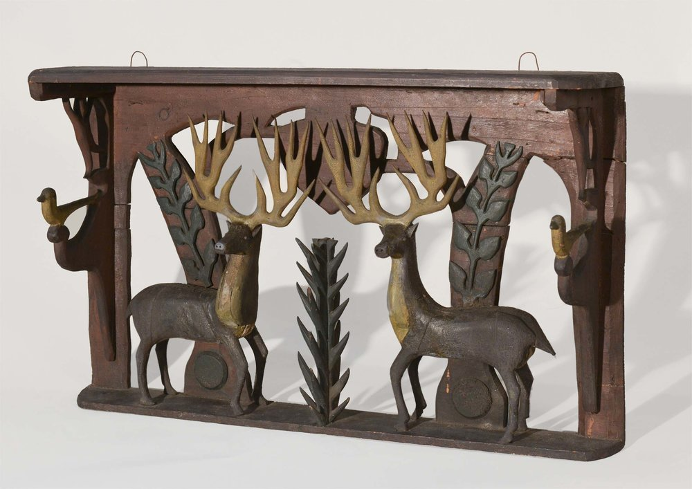 Shelf_c1920_Carvedwoodwithpaint_28x22x7.jpg