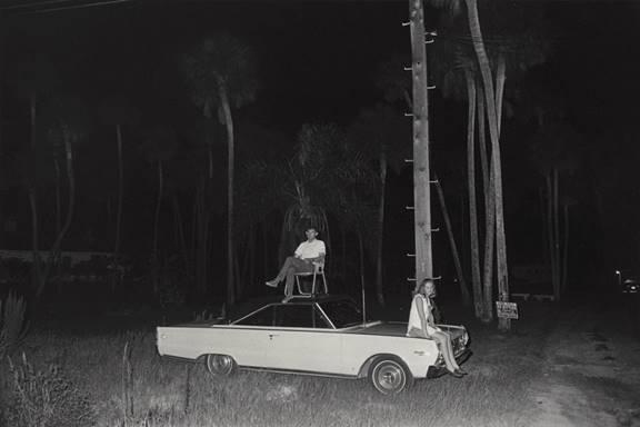 Joel Meyerowitz,  First Moon Shot, Florida, 1969,  Printed c. 1968-72, Gelatin silver print, 11h x 14w in.