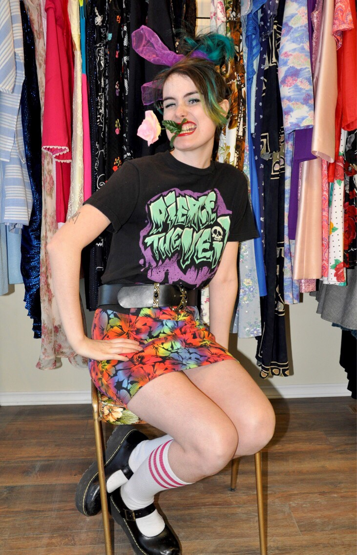 model: Bethani Jade / photographer: Jennifer Sparrowhawk /clothes:  Better Off Duds