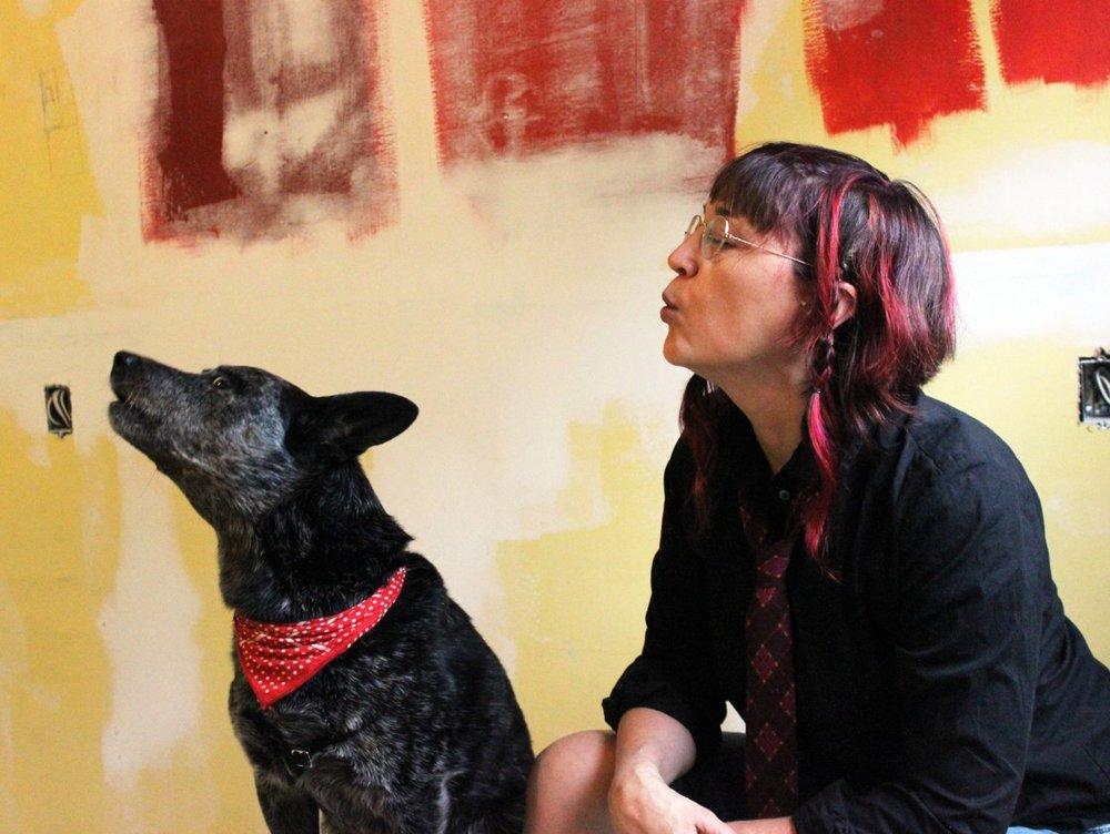 photo, intro by Zoe Schneider