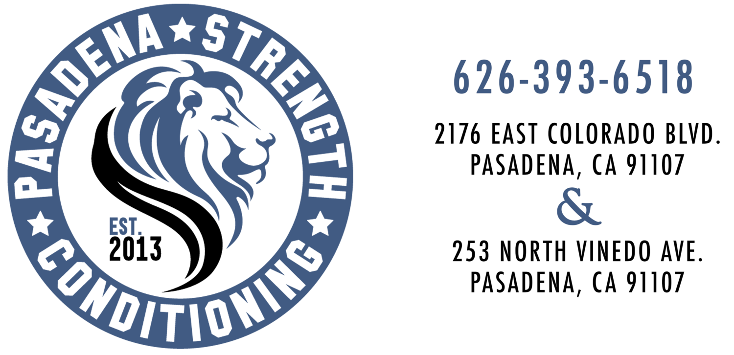 Pasadena Strength & Conditioning