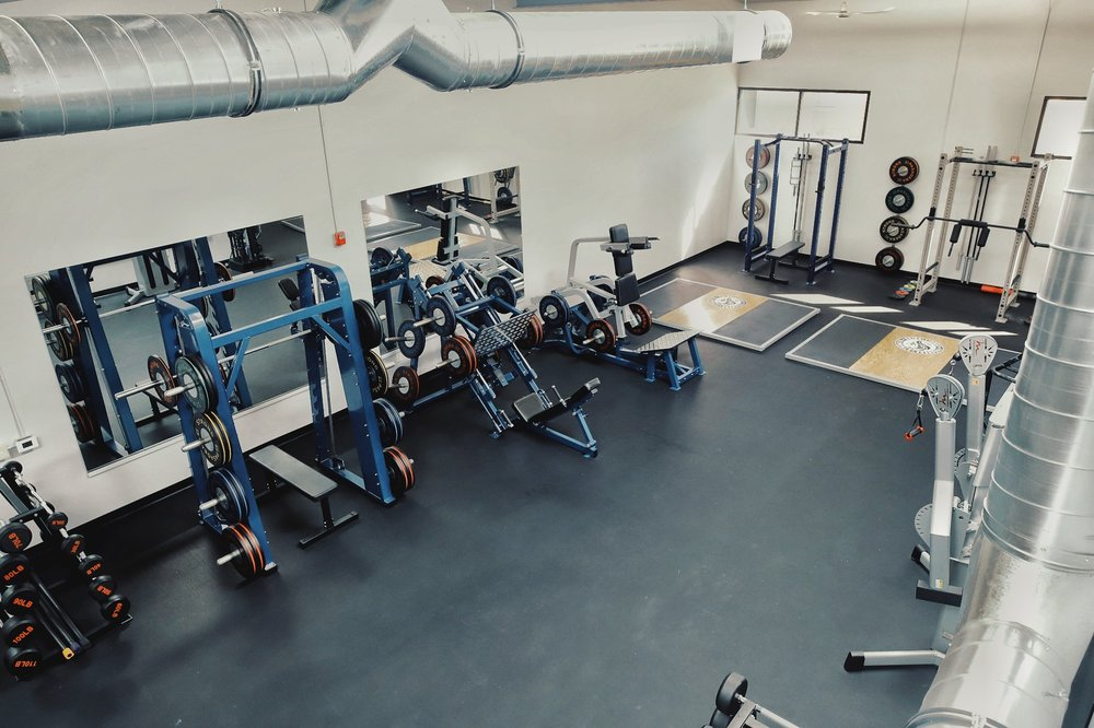 Rental space u pasadena strength conditioning