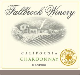 2012 Chardonnay Reserve