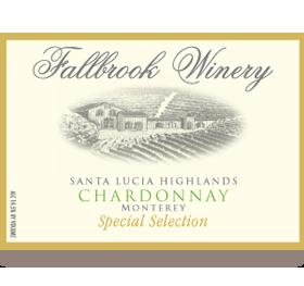 2012 Chardonnay Special Selection - Santa Lucia Highlands