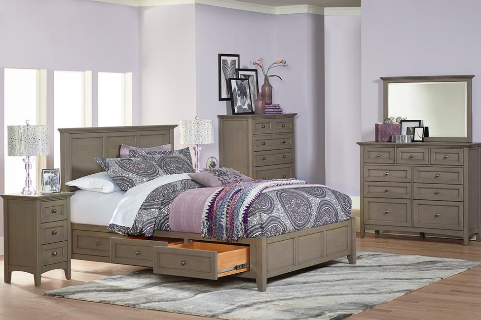 Superb Whittier Wood Mckenzie Petite Storage Bed Fieldstone Pdpeps Interior Chair Design Pdpepsorg