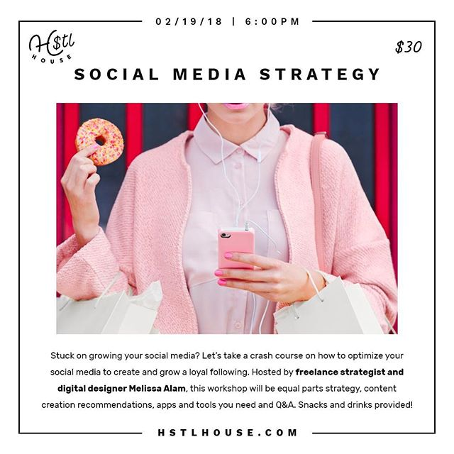 Anotha session of this! Grab a spot at HSTLHouse.com! 🤳🏽🤳🏽🤳🏽 #socialmedia #hstlhouse #workshops