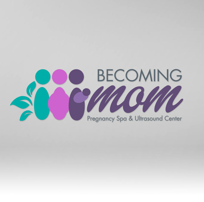 RS Creative&Design_Logo for a pregnancy salon
