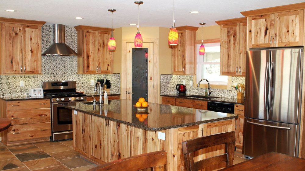 RUSTIC KITCHENS -