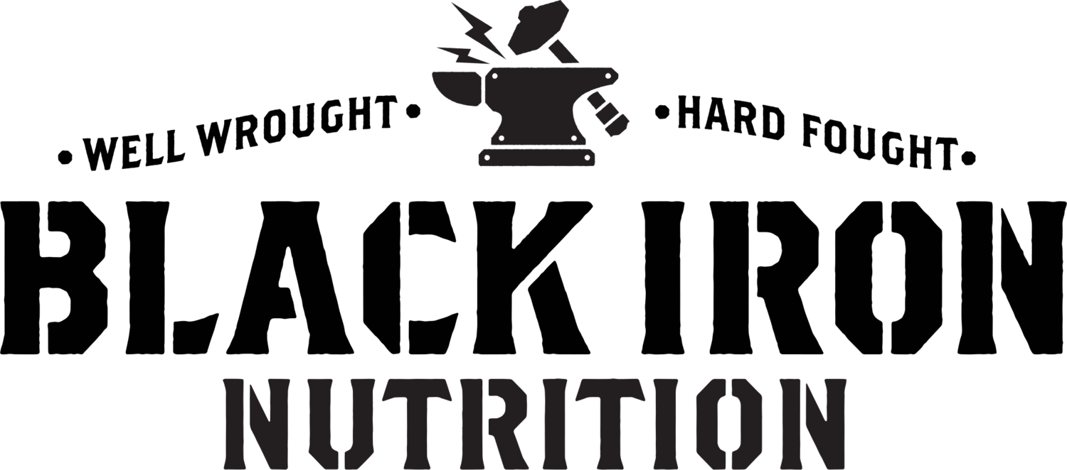 Black Iron Nutrition | Nutrition Coaching, Macros & Flexible Dieting