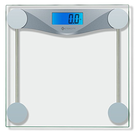 Digital Body Scale -