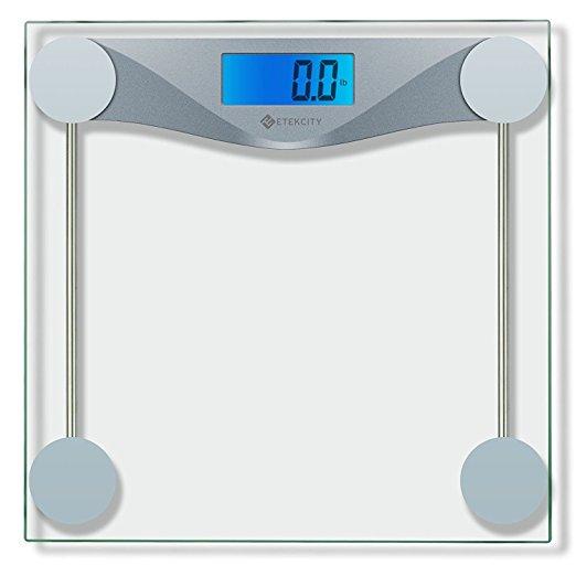Digital Body Scale -