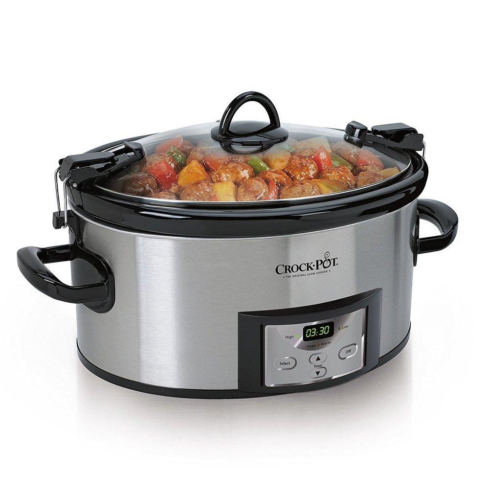 Crock-Pot Slow Cooker -