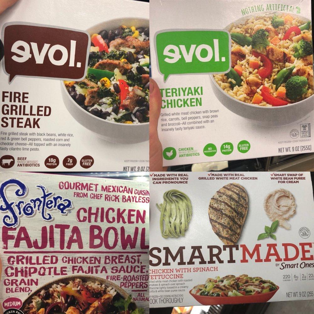 No Food Prep Protein Edition Black Iron Nutrition