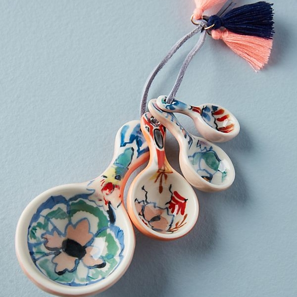 Anthropologie Measuring Spoons -