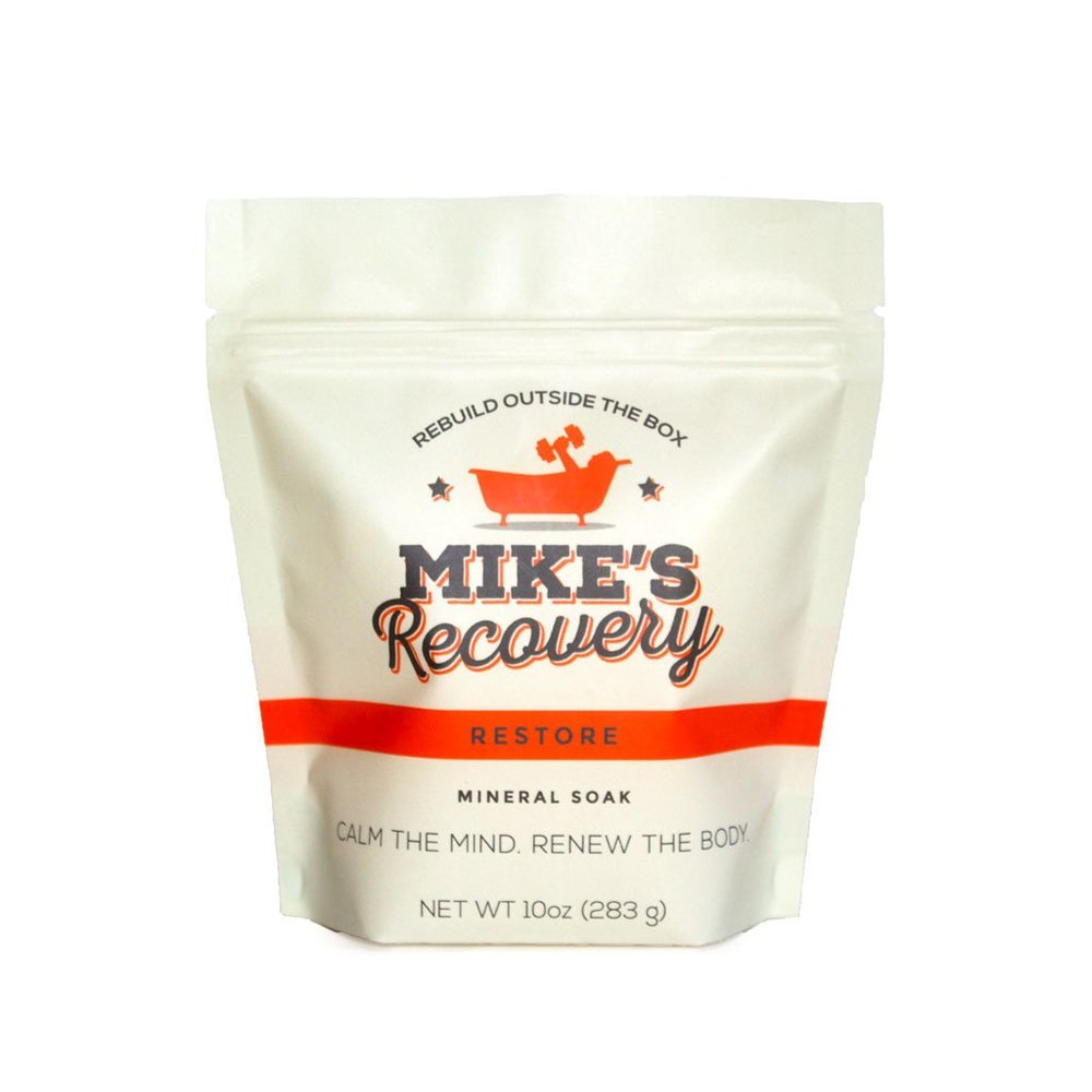 Mike's Recovery 10oz Mineral Soak -