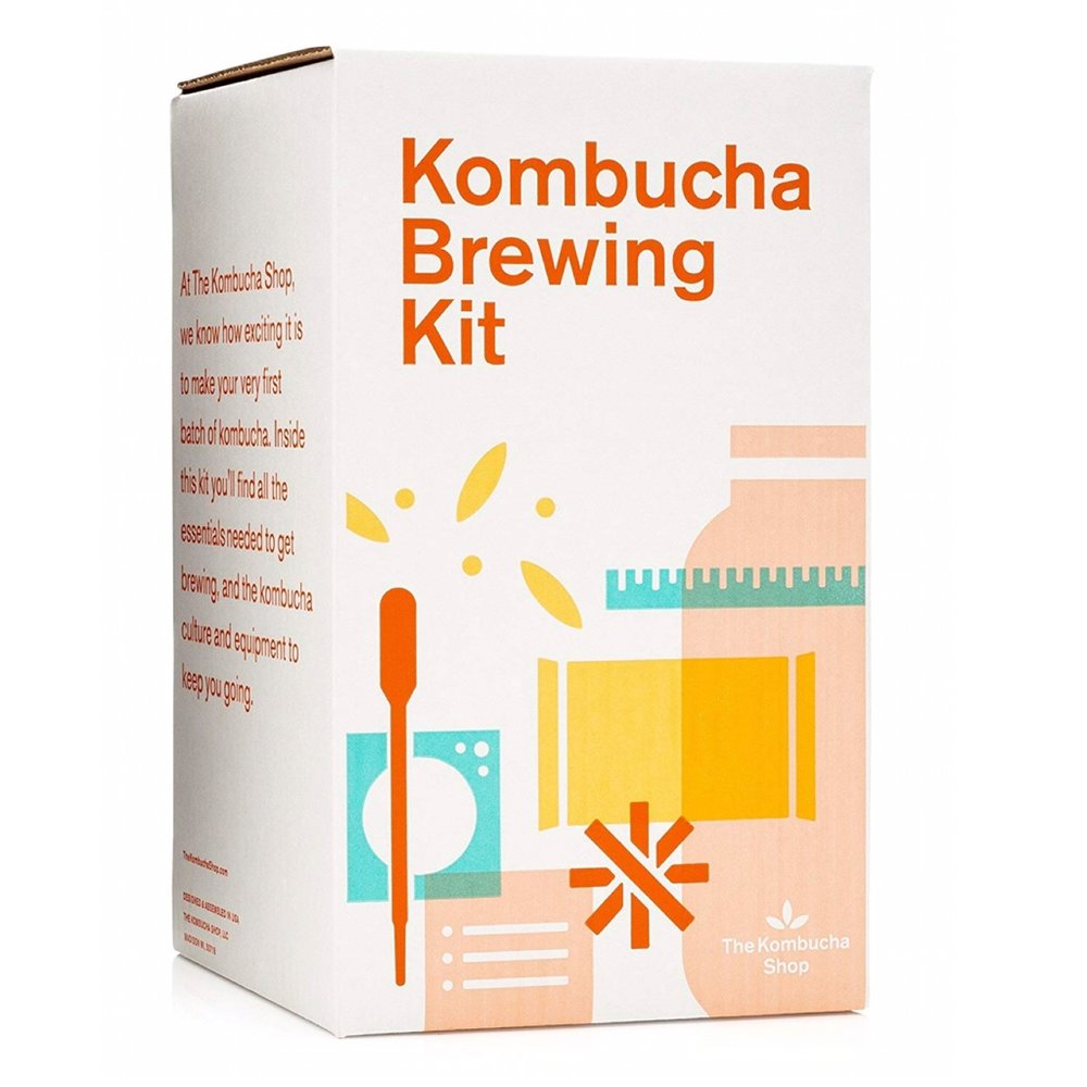 Kombucha Shop Brewing Kit -