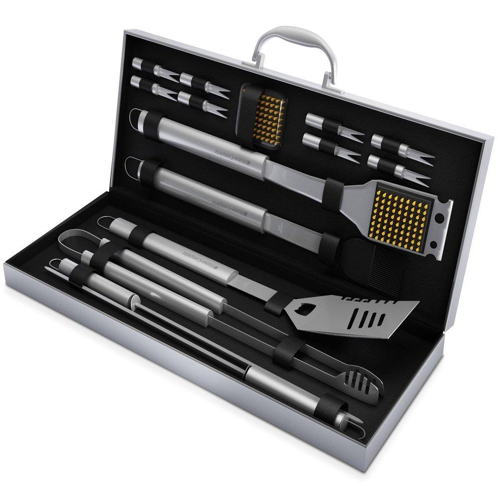 16 Piece BBQ Grill Tool Set -