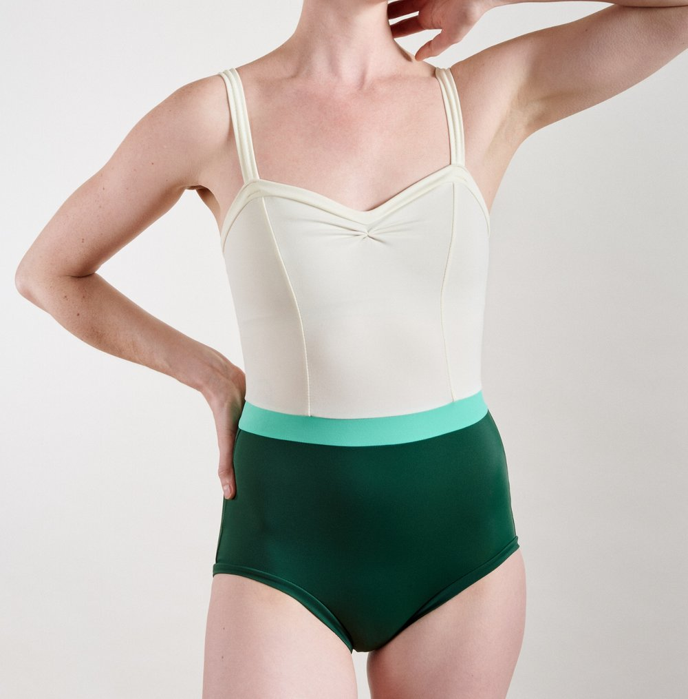 Custom fit handmade ballet leotards tailored to your measurements.