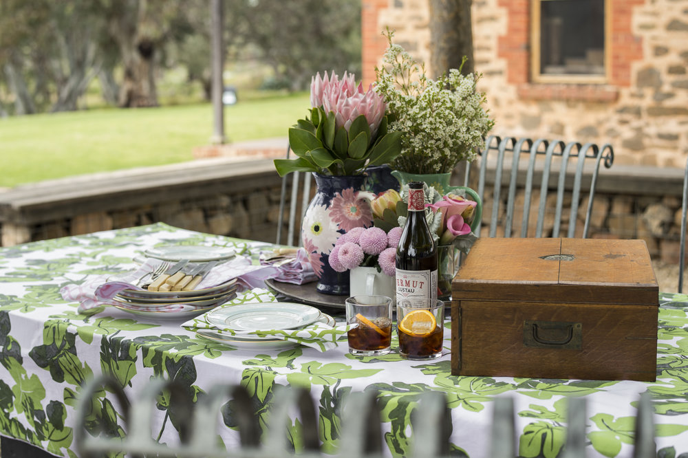 Patterned Tablecloths... - All patterns are available in napkins as well as tablecloths - tablecloths are 135cm x 280cm in size and will fit 8-seater trestle tables. All patterned tablecloths are $16 each to hire.
