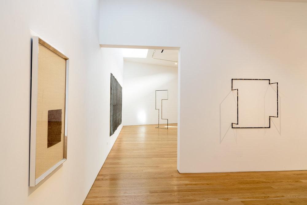 Jenene Nagy, Emilie Halpern, Molly Larkey  Blindsight  Installation View, 2016