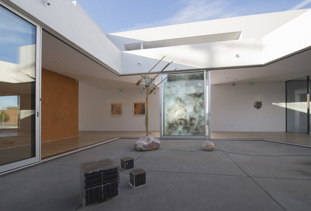Apollo TBD , installation view, May 2014.