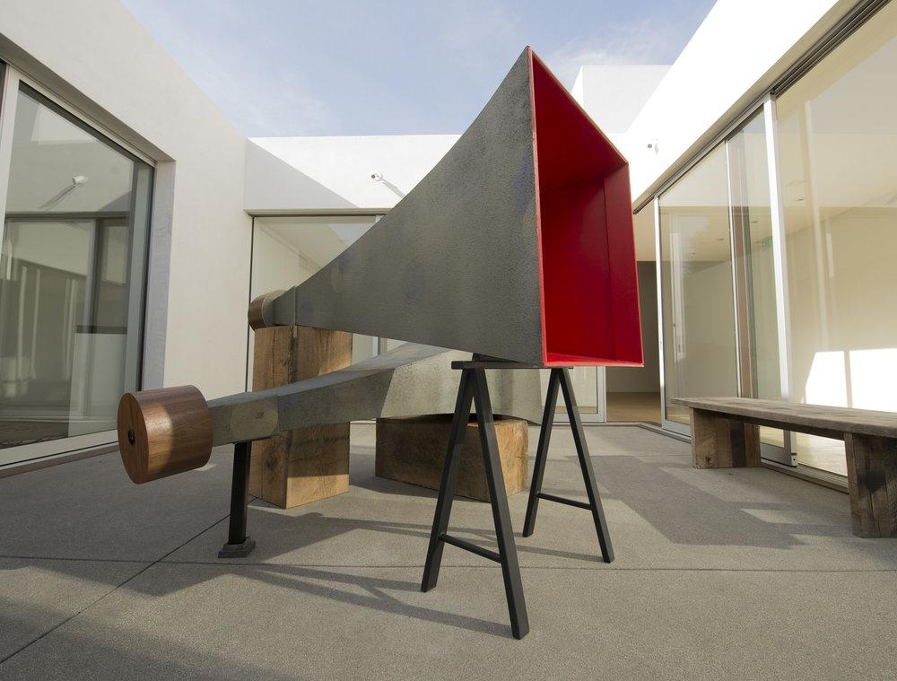 Dewey Ambrosino, Jacqueline Kiyomi Gordon , installation view, 2014.