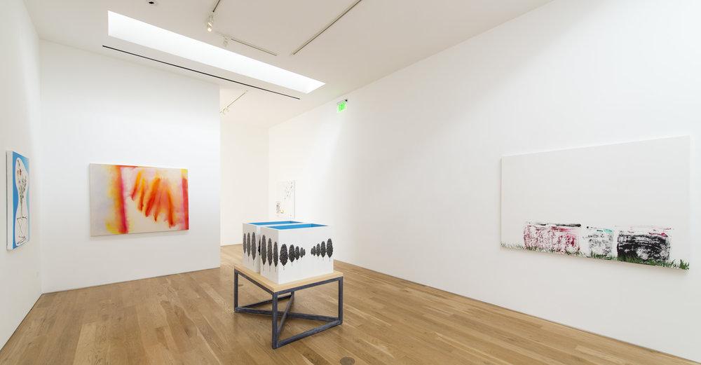 Steven Bankhead, Britton Tolliver,Torbjörn Vejvi, installation view, 2013.