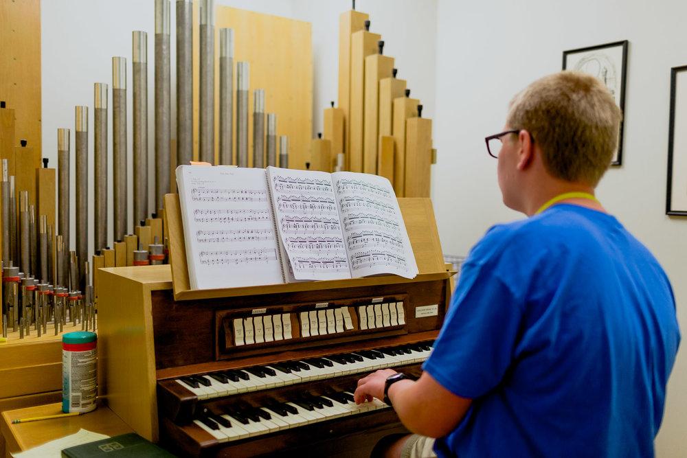 ALCM Partnership - Young musicians mentorship program