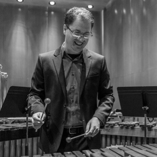 Dr. Christopher Wilson - Percussion