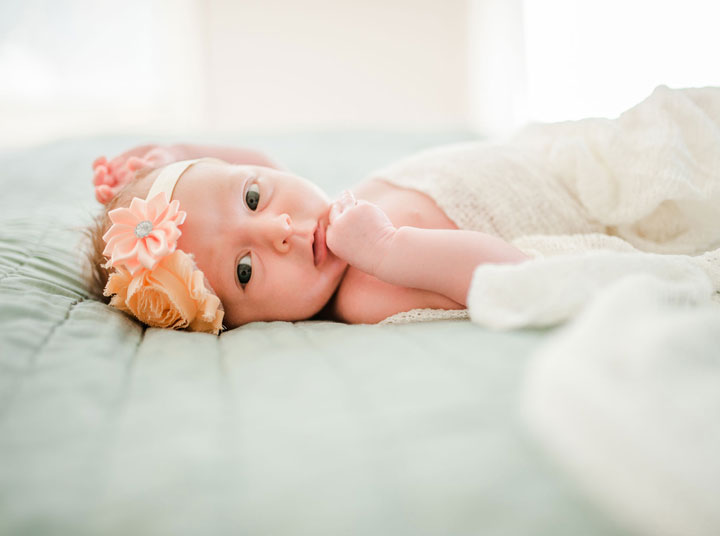 New England Award-Winning Newborn Photographer | Golden Aura Photography