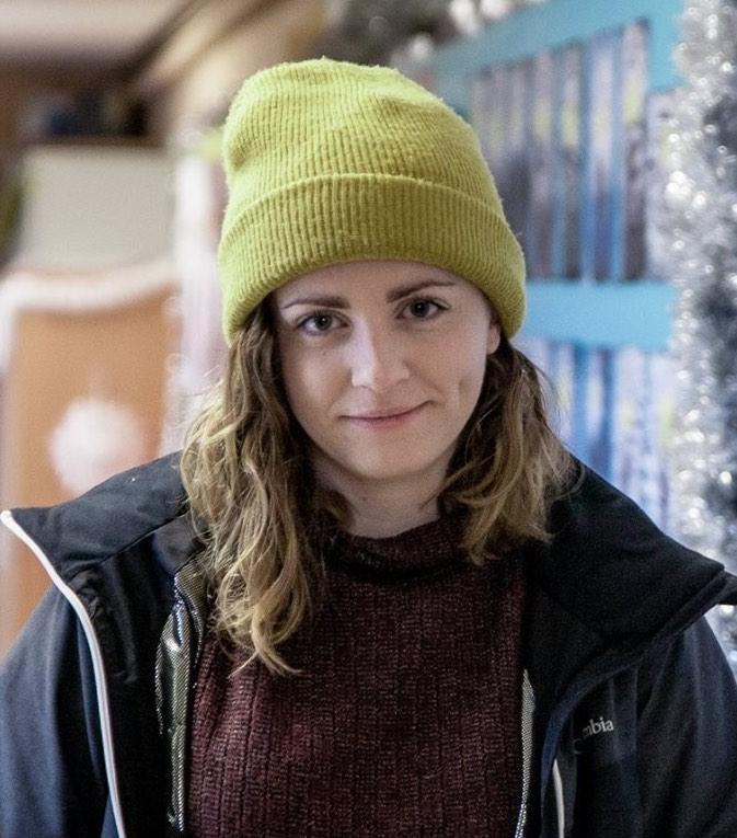 Christine Dilworth - Script Supervisor