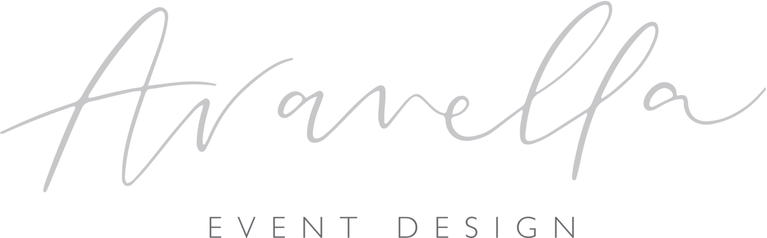 Perth Wedding Coordinator & Stylist | Aravella Event Design