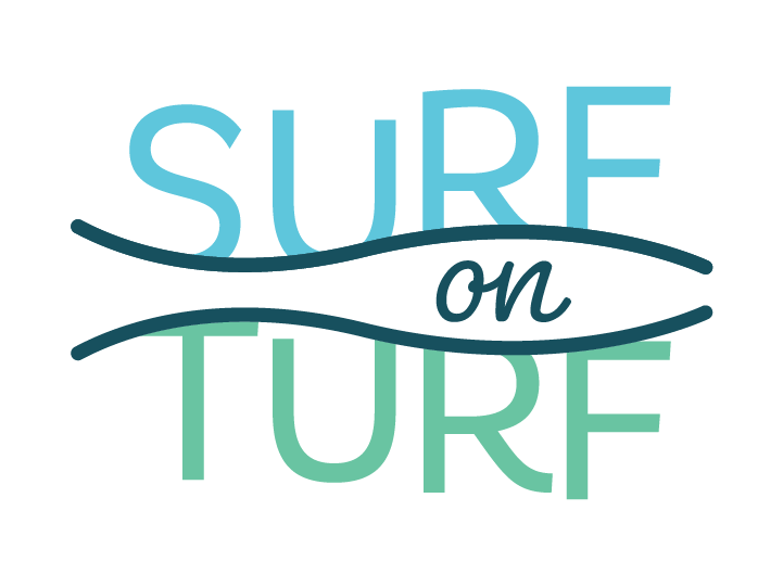 Surf on turf - twitter: @surfonturftruckfb: surfonturf