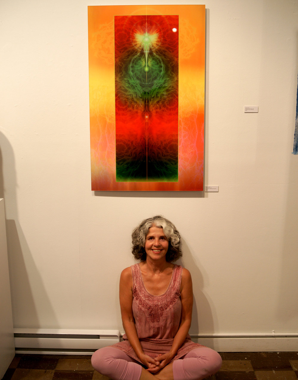 Joan Proudman - Joan Proudman creates montages with a Sony DSLR Digital camera and Photoshop software. A series entitled Light in My Soul which reflects seventeen years of healing and transformation is on display at evolve Sanctuary for the Soul Gallery in Belfast. Proudman's prints have exhibited in parts of New England, New York and Lecce, Italy. Publications include: Maine Art Scene Magazine, Escape Into Life Journal, FocusMaine.com, Shadow and Light Magazine, Osteopathic Biodynamic Methods and Shantic (published in Austria) as well as Maine books hear if you dare and Heart Songs and Other Legacies. She received Best in Show for her portfolio from Stillpoint Arts Magazine in the Fall of 2016. Joan is also a dancer with a professional background in ballet and modern dance. Please visit her website at http://www.joanproudman.com