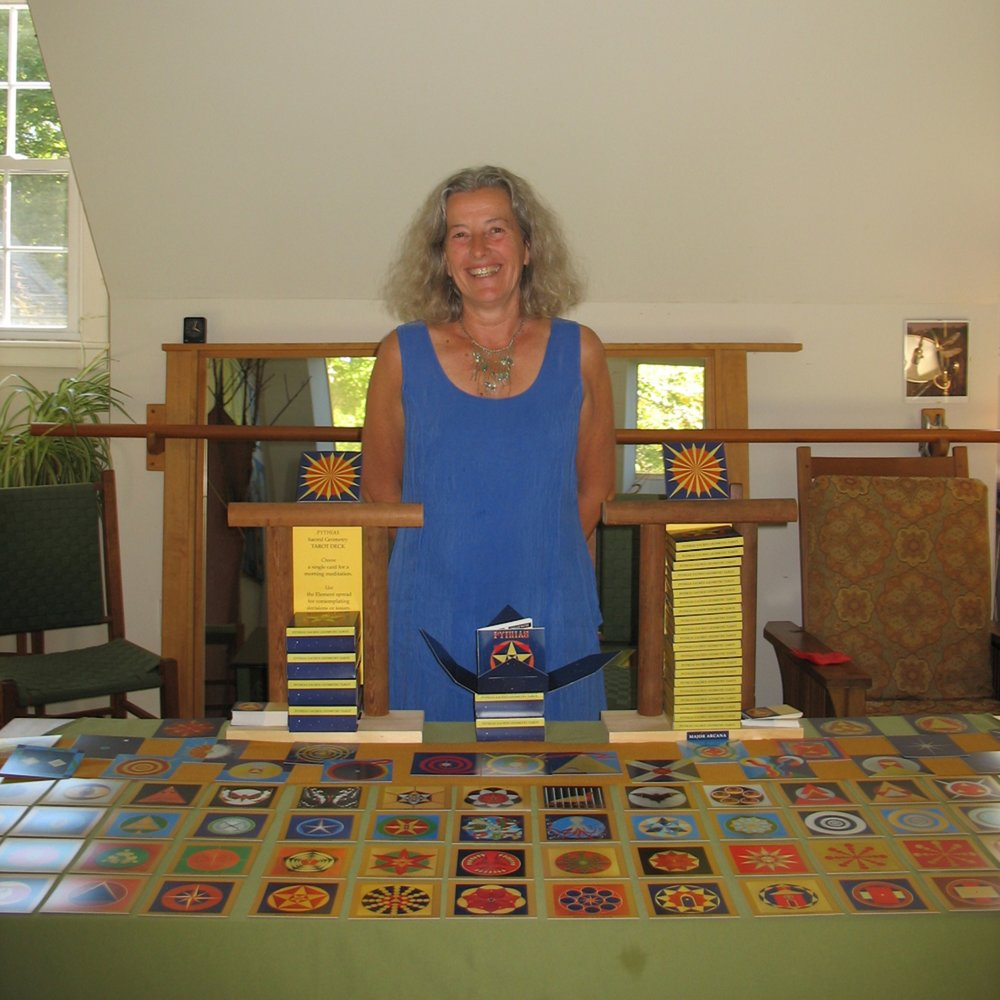 Katenia Keller Tarot and Paintings