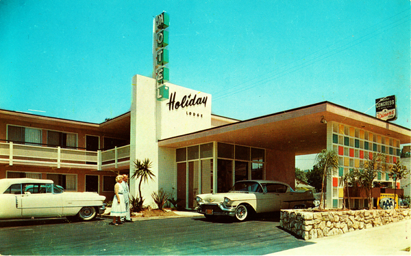 Vintage cookbooks motels vintage photos