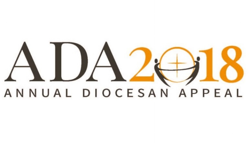 Annual Diocesan Appeal By now you should have received at your home, a personal invitation from Bishop McGrath to participate in the 2018 ADA. Please take the time to look through the brochure at the services, programs and ministries of our Diocese, the many people that are served through this joining of resources, and the wonderful generosity that has been shared.  Our total ADA and Parish Goal this year is $76, 468. No one can do everything, but everyone can do something.  Please consider participating in this important effort to support our parish and our Diocese. We are looking for 100% participation.