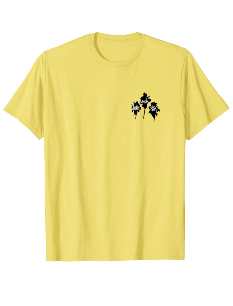 Tiny Logo Shirt (Left)