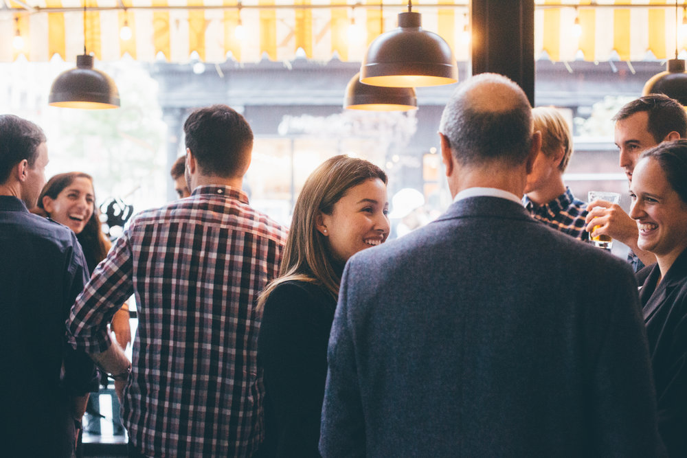 Meaningful Connections - Meet the people who will help your business grow. Whether you're looking to expand your client base, your professional network, or both, your chapter members will become your best supporters and connectors.