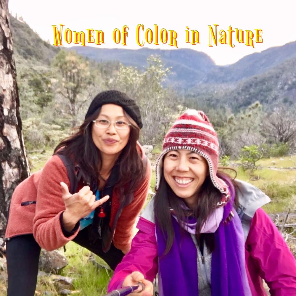 Women of Color in Nature