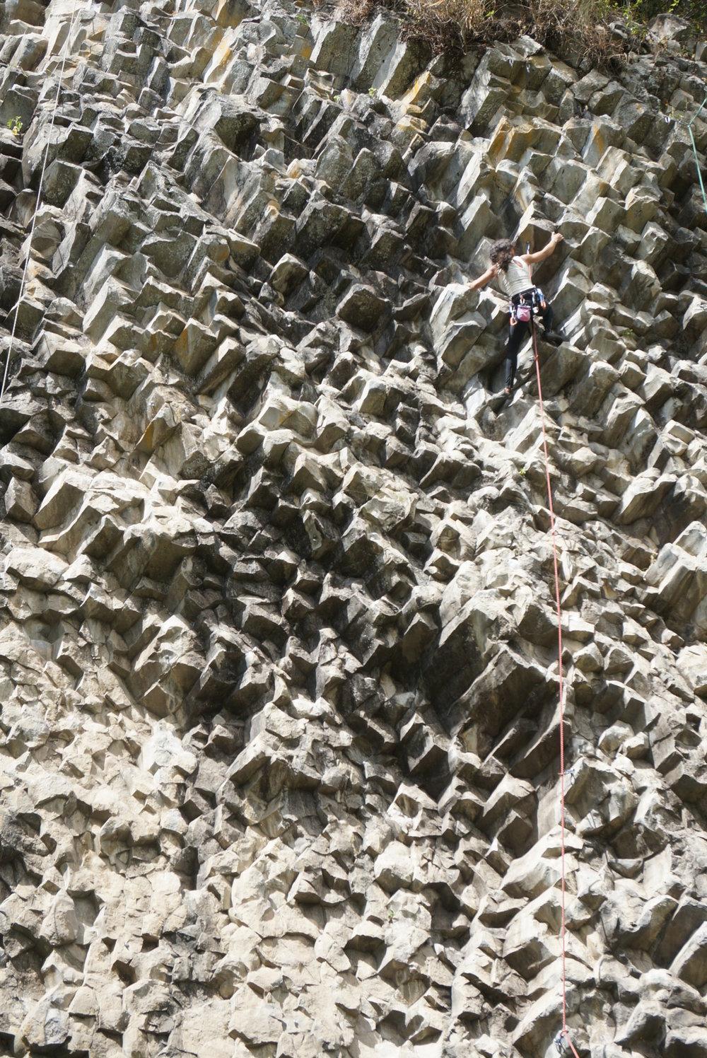 Boquete Climbing!