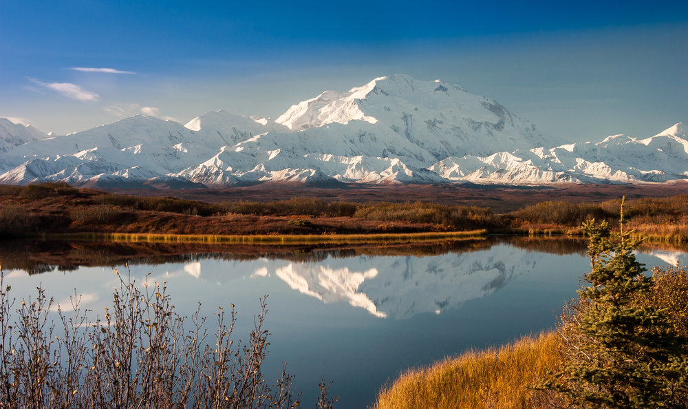 Denali National Park (Photo credit: Getty Images)